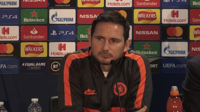 Frank Lampard accepts Chelsea are seen as underdogs against Bayern Munich