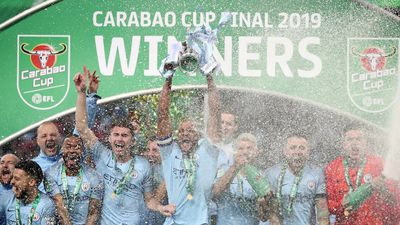 Carabao Cup final: Aston Villa v Man City in numbers