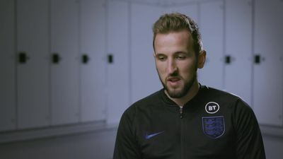England captain Kane helps launch The FA's 'Pledge of Positivity'