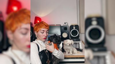 Two dogs become more famous than their DJ owner