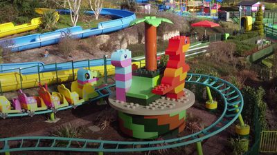 Legoland Windsor launches Duplo Coaster