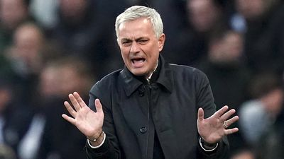 Mourinho at Spurs: Jose's best bits in two minutes