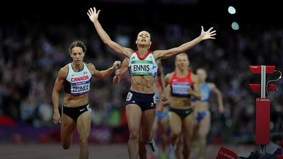 London 2012: The magic moments