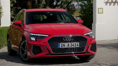 This is the new Audi A3