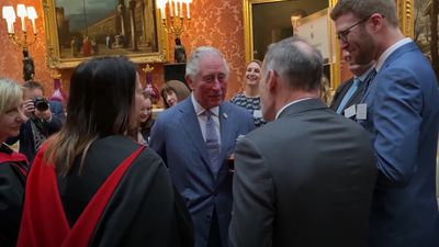 Prince of Wales out of self-isolation