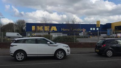 Coronavirus test centre opens at Wembley Ikea