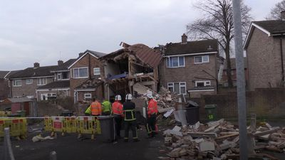 Two injured in Dewsbury house explosion