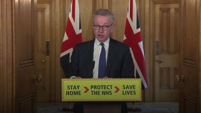Michael Gove: We must go 'further, faster' with testing