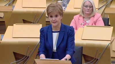 Sturgeon: Intensive care influx expected as coronavirus deaths in Scotland rise to 76