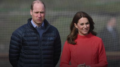 William and Kate thank hospital staff in telephone call