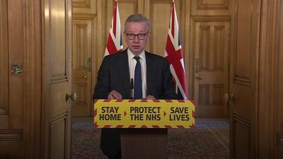 Michael Gove: Seven healthcare professionals have died