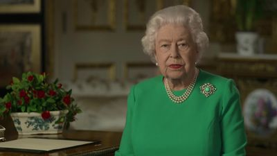 Queen tells nation - if we remain united we will overcome coronavirus
