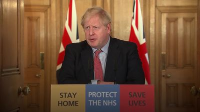 Boris Johnson admitted to hospital as coronavirus symptoms persist