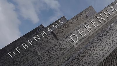 Debenhams: Administration looms for department store