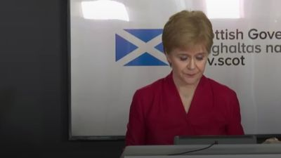 Nicola Sturgeon says the coronavirus response is a job for everyone