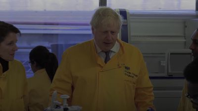 Boris Johnson moved to intensive care