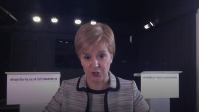 Nicola Sturgeon: No likelihood of measures being lifted after Easter weekend