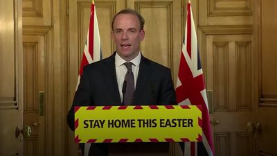 Dominic Raab: Prime Minister continues to make positive steps forward