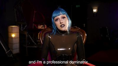 Meet the happily married professional dominatrix