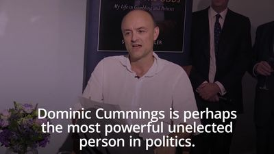 Dominic Cummings: Who is the PM's top aide?