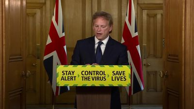 Shapps defends Cummings over lockdown journey