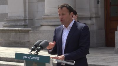Leo Varadkar says schools will re-open at the end of August