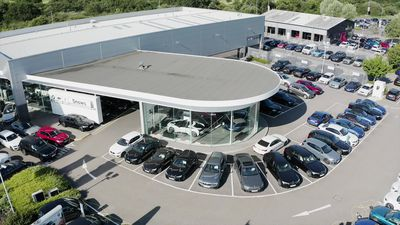 Car dealerships reopen with new safety measures in place
