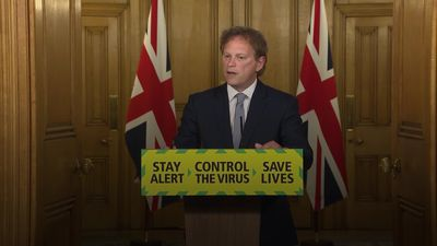 All you need to know from the June 4 UK coronavirus briefing