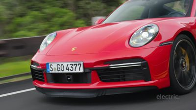 Petrol v Electric: How do the Porsche 911 and Taycan compare?