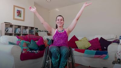 Wheelchair workouts with Ella Beaumont