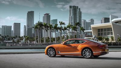 Bentley announces new extras for Continental GT