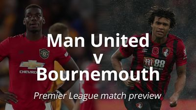 Man Utd v Bournemouth: Premier League match preview