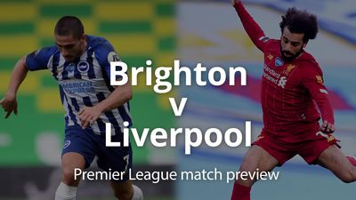 Premier League match preview: Brighton v Liverpool