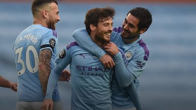 Pep Guardiola salutes David Silva after he stars in Newcastle rout