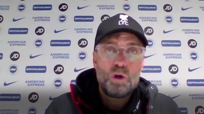 Klopp refusing to think about Premier League points record