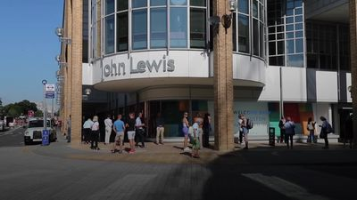 John Lewis to permanently close eight department stores