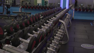 Gyms begin plan to reopen across the UK