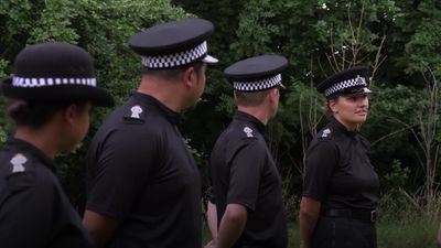 Applications flood in for police recruitment drive