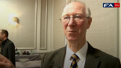 Football great Jack Charlton dies aged 85