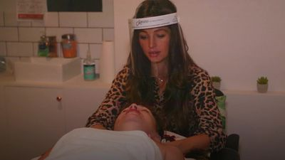 Massage therapy resumes as rules relaxed for beauty industry