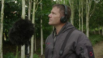 Steve Backshall tunes into the sound of birdsong on a dairy farm