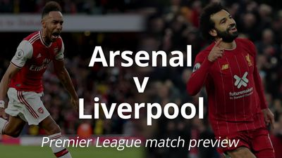 Arsenal v Liverpool Premier League match preview