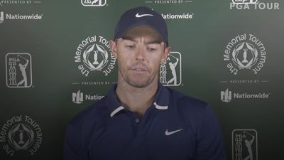 Rory McIlroy: It's been difficult to focus without fans during PGA Tour