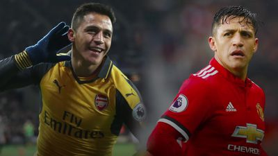 The highs and lows of Alexis Sanchez's Premier League career
