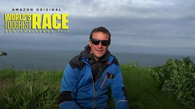 Bear Grylls says his new show The World's Toughest Race brings out the best in competitors