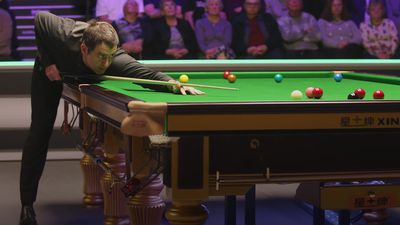 Ronnie O'Sullivan on likelihood of winning World Championships