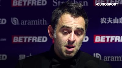 Ronnie O'Sullivan 'not confident' about fans in attendance