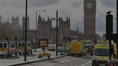 Westminster attack: One year on