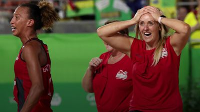 England win Commonwealth Games gold with last-gasp win over Australia