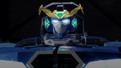 Robot car brings Transformers to life